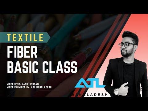 Textile Fiber Class 1   Anytime Learning   Nasif Hossain
