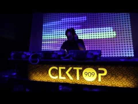 Derrick May (Transmat, Detroit) @ Sektor 909, Skopje - Macedonia