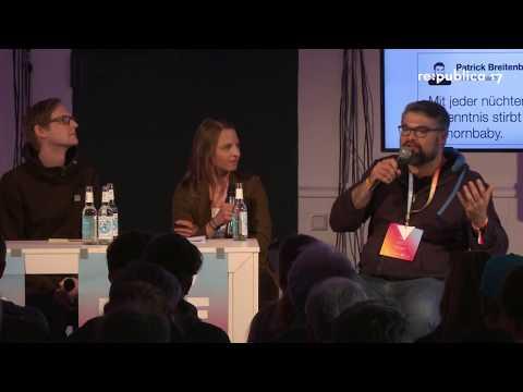 re:publica 2017 – Wissenschaftskommunikation to the rescue! Mit Wissenschaft den öffentlichen …