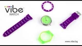 Vibe Watch Bulgaria ad with DJ Joro