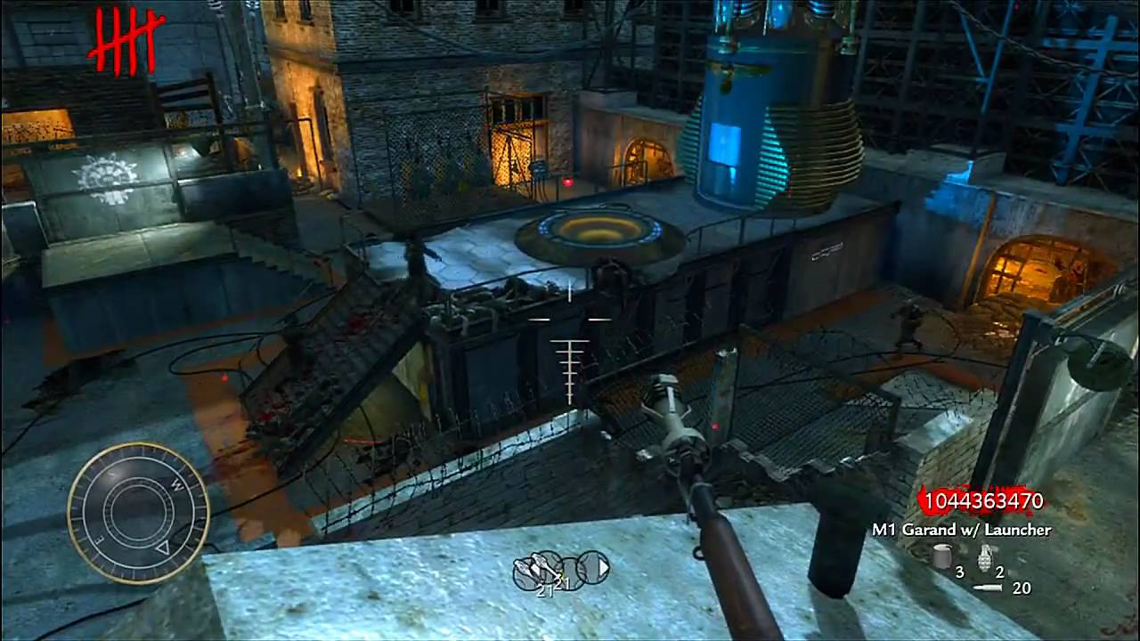 Der Riese Map COD 5 NAZI ZOMBIE DER RIESE MOD MAP HACK GOD MODE XBOX360 + LINK