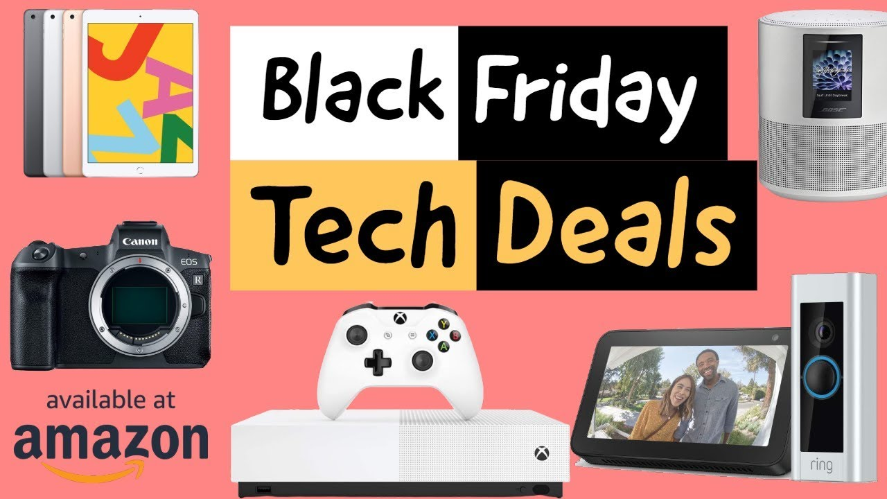 Black Friday 2019: The Best Deals on Amazon Devices