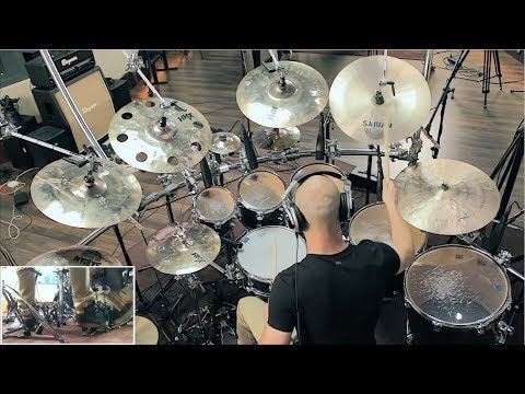 "All That Remains - ""This Calling"" Drum Cover by Stefano Reynoldz Brognoli"