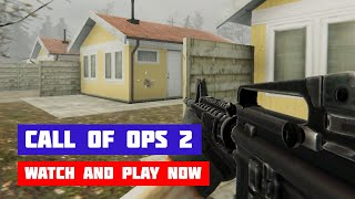 Call of Ops 2 · Game · Gameplay