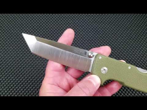 Cold Steel SR1 Tanto. In depth review.