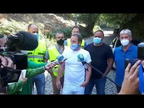 """José Antonio Zan: """"Exigimos que la Xunta se siente en este proceso"""""""
