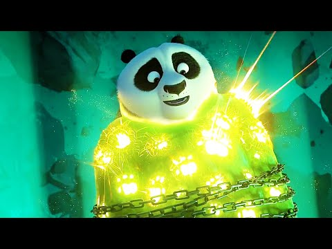 "KUNG FU PANDA 3 Clip - ""Po vs Kai"" Part 3 (2016)"