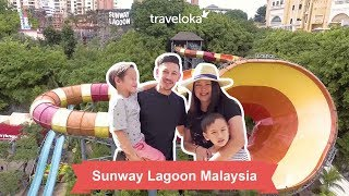 Sunway Lagoon Theme Park & Water Park | Rides & Attractions