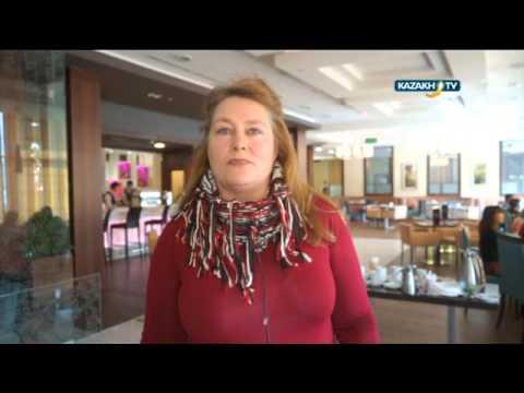 """""""My day in Kazakhstan"""" #2 (12.03.2016)-Kazakh TV-eng"""