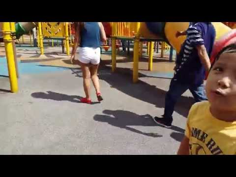 Market Market children's playground, BGC, Taguig (Prince Kim)