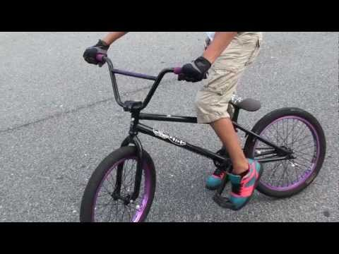 how to do a manual on a bmx