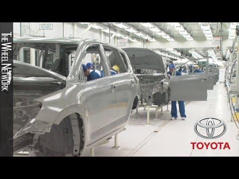 Toyota RAV4 Production In Canada   Woodstock Plant (Third Generation XA30, MY 2006-2012)