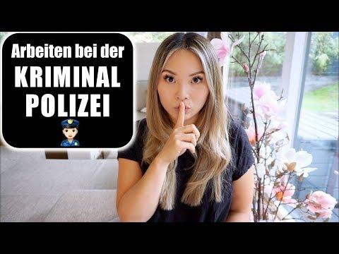 Arbeiten bei der Kriminalpolizei 👮🏻♀️ Emotionale Erlebnisse bei der Kripo | Wahrheit | Mamiseelen