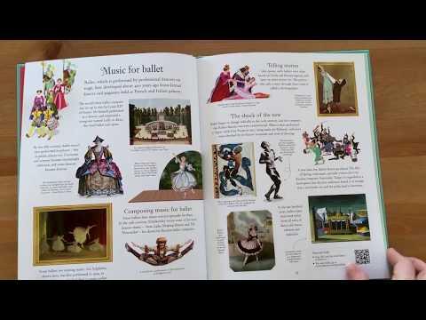 Classical Music Picture Book   Usborne