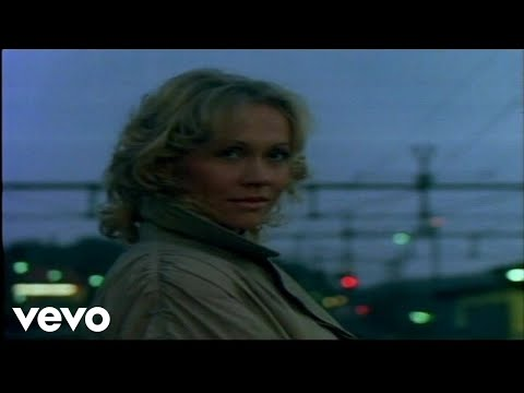 Abba - The Day Before You Came (Official Video)