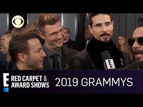 Backstreet Boys Would Gladly Do the Next Super Bowl   E! Red Carpet & Award Shows