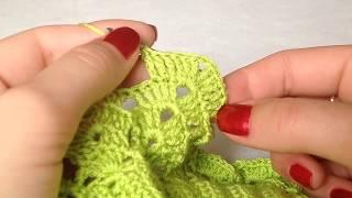 Вязание крючком юбки | Юбка крючком | Для девочки | Для женщин | Мастер класс
