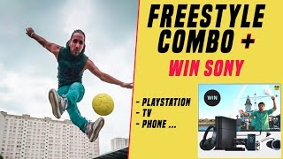FAST FREESTYLE COMBO + Sony challenge