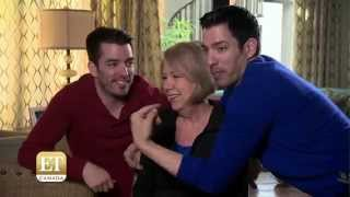Property Brothers Get Put To The Test For Mother s Day