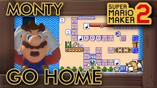 This Level Is Basically A Different Game - Super Mario Maker 2