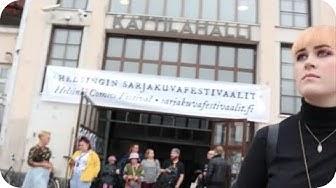 Helsingin Sarjakuvafestivaalit 2018