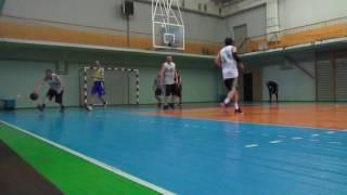 Новая Каховка тренировка баскетбол 11.05.2017 (1 часть)