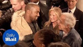 'He's the greatest designer,' Kanye West on Ralph Lauren - Daily Mail