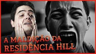 A Maldição da Residência Hill - QUASE MORRI DE MEDO!! 👻😱 | SM Play #121