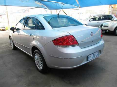 2009 FIAT LINEA 1.4i Emotion  Auto For Sale On Auto Trader South Africa