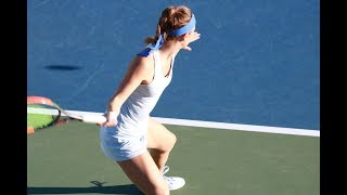 2019 Women's Tennis Memphis First Round