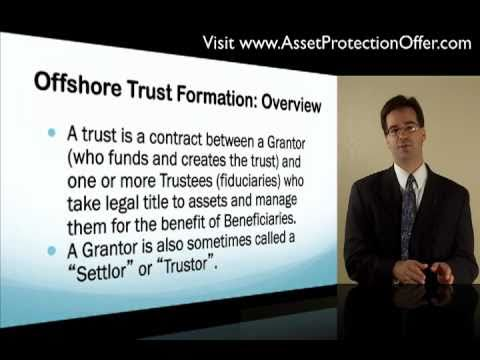 Offshore Trusts | What is a Trust?