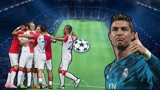 SLAVIA VS CRISTIANO RONALDO! | FIFA 19 - Liga mistrů