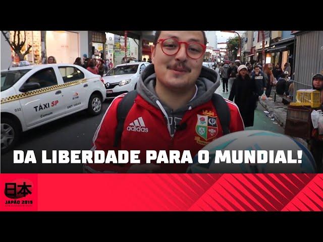 DA LIBERDADE PARA O MUNDIAL!
