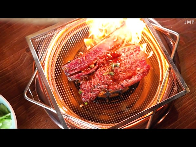 JMPforce - Chosun Hwaro Korean BBQ