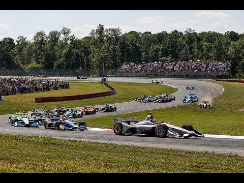 NTT IndyCar Series 2019 RACE MidOhio Round 13