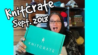 KnitCrate Sept 2018 - Spin the Wheel for your Chance to Win!