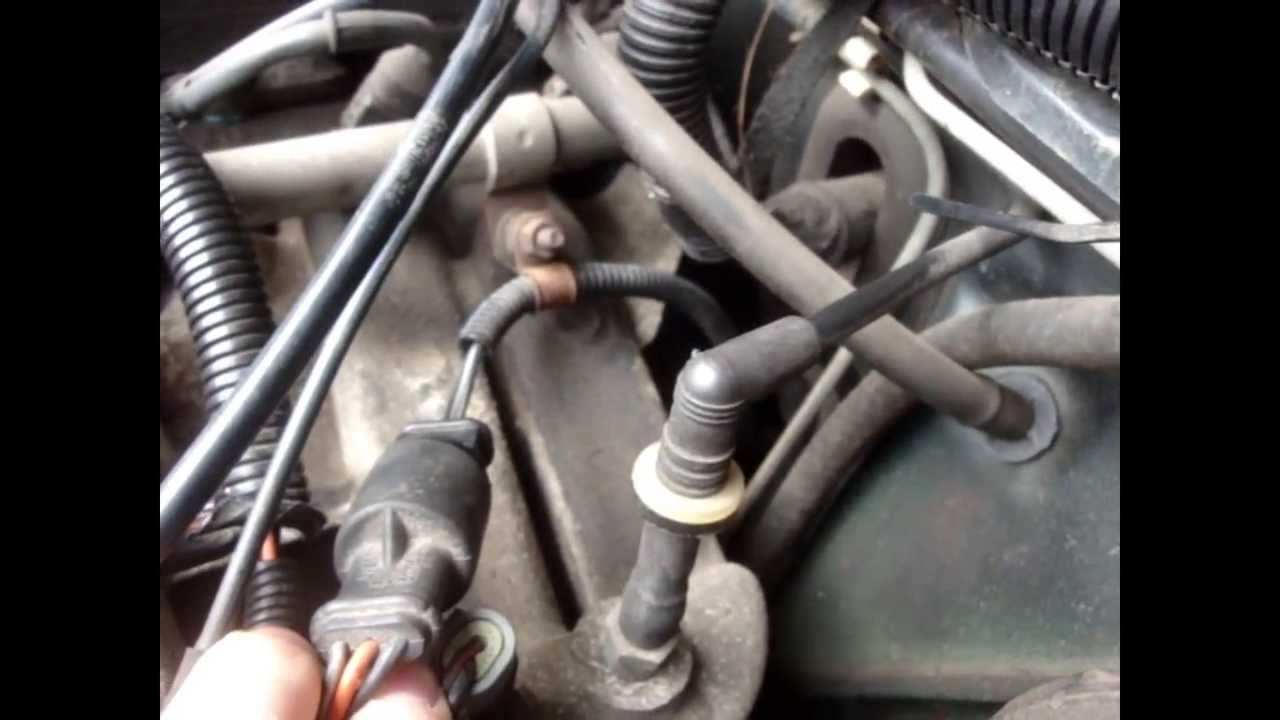 jeep crankshaft position sensor replacement  ckp  ckps