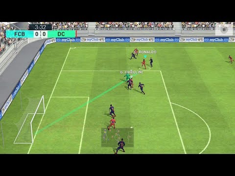 Pes 2018 Pro Evolution Soccer Android Gameplay #20