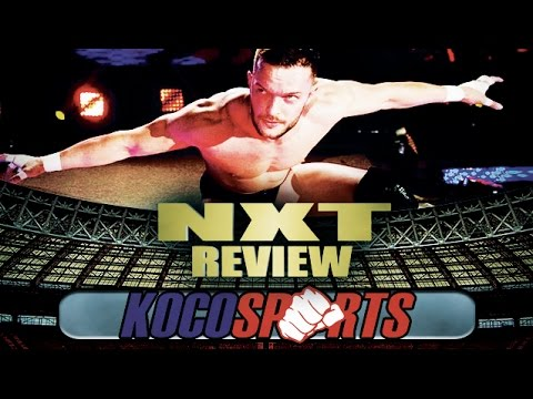 "KocoSports - ""WWE NXT"" Review - 6/24/15 - (Finn Bálor clashes with Rhyno)"
