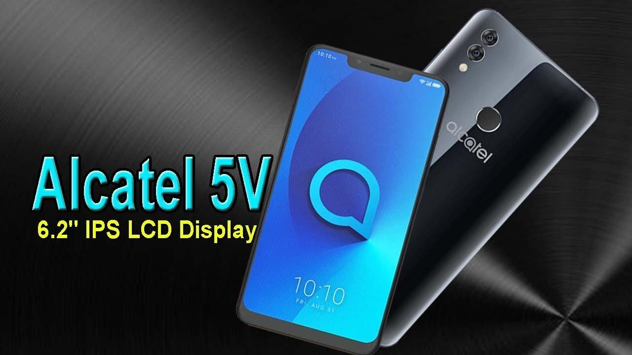 Alcatel 5V Price in India