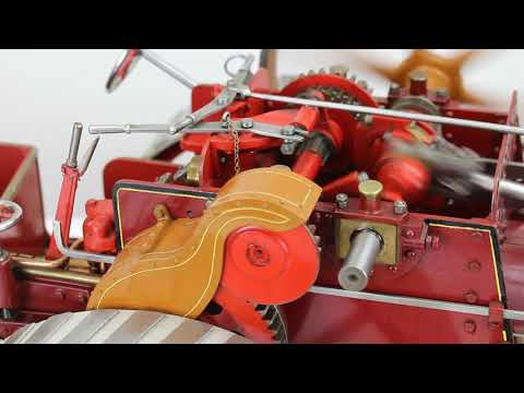 1 1/2 inch scale Allchin agricultural engine