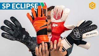Nuova collezione ECLIPSE di guanti da portiere SP Futbol