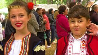 Палитрата от участници на Фестивал Фолклорна магия Банско 2018
