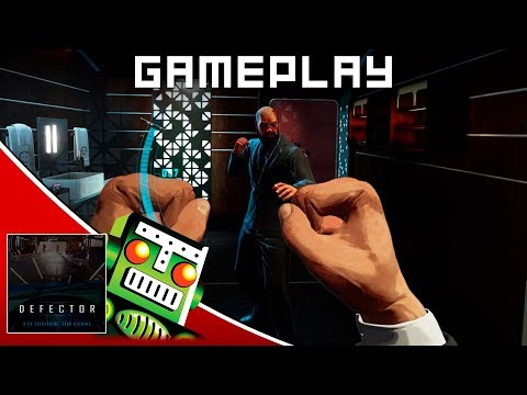 Defector Gameplay - Destructoid