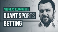 Quant Trader Enters World of Sports Betting · Andreas Koukorinis