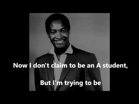 Wonderful World  SAM COOKE (with lyrics)