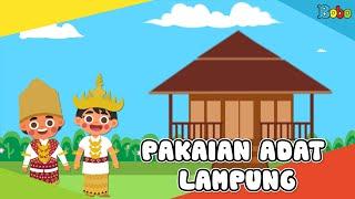 Pakaian Adat Lampung - Seri Budaya Indonesia