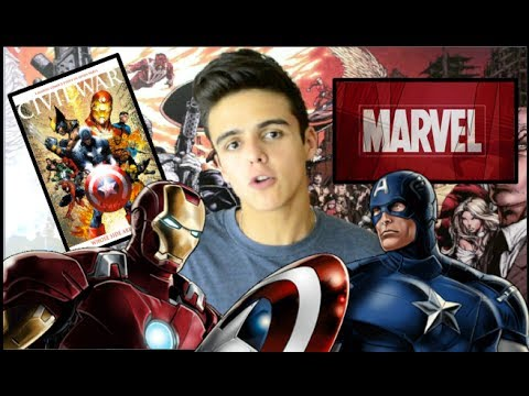 CIVIL WAR / MARVEL / Andrés Navy