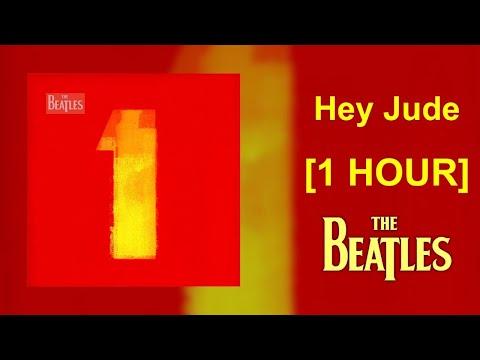 The Beatles - Hey Jude [1 HOUR]