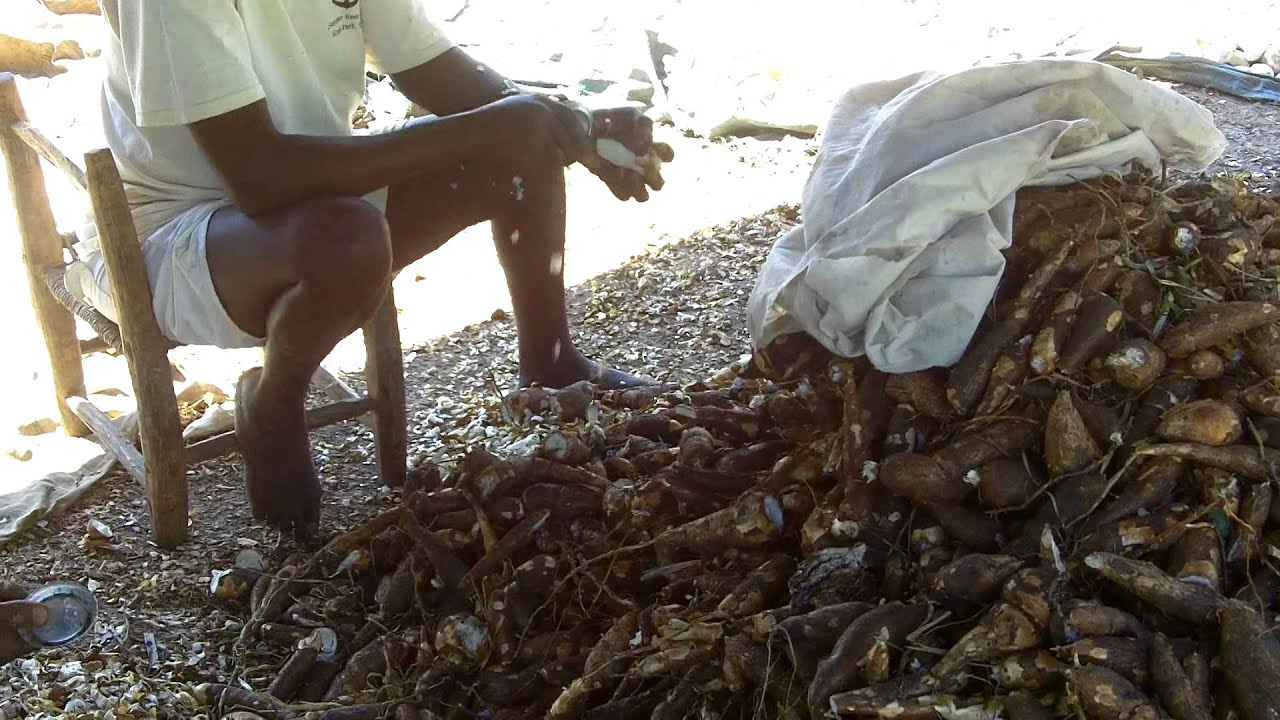 how to cook haitian ble